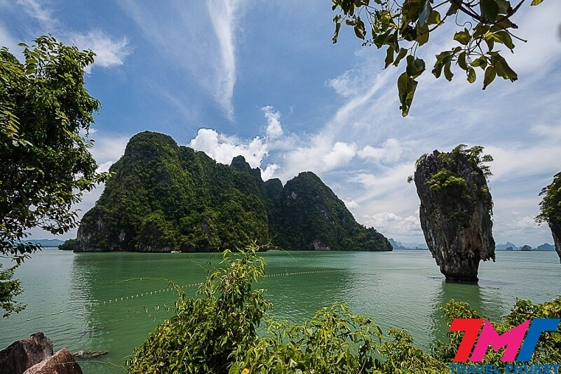 PHANG NGA BAY(JAMES BOND ISLAND) BY LUXURY BOAT