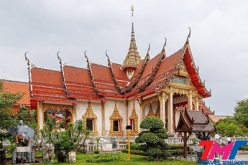 PHUKET CITY TOUR SIGHTSEEING HALF DAY PROGRAM E