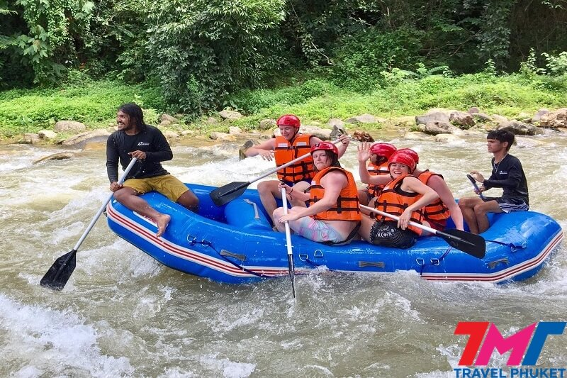 RAFTING TOUR FULL DAY