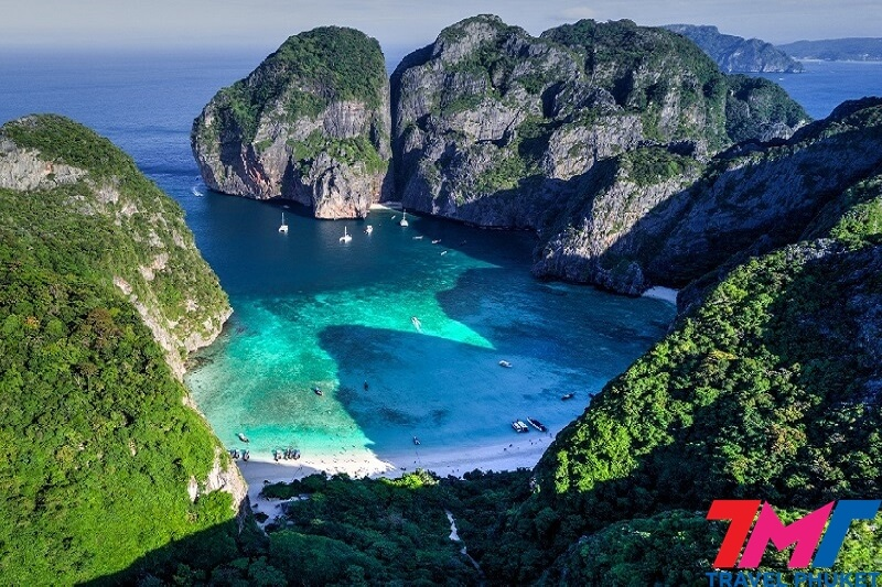 PHI PHI ISLAND PRIVATE TOUR